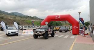 La Ruta Solidaria 4×4 Málaga toma la salida desde la localidad de Cártama