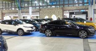 Abre sus puertas el Salón del Motor de Ocasión en el Palacio de Ferias de Málaga