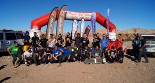 El Rally Clásicos del Atlas 2018 finaliza junto la ciudad fortificada de Ait Ben Haddou