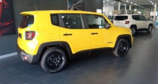 Jeep aumenta las ventas en toda Europa gracias a la renovación de sus modelos