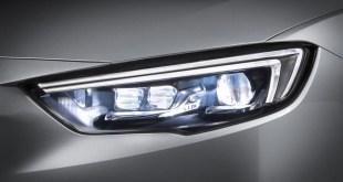 La sexta generación del Opel Corsa incorporará el nuevo sistema de iluminación Intellilux LED