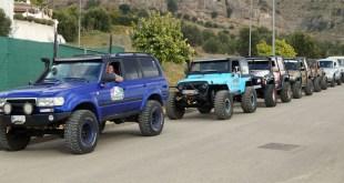 Los primeros equipos llegan a Pizarra para la disputa del Campeonato Extrem 4×4