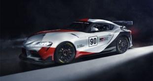 Toyota presenta en Ginebra el prototipo GR Supra GT4