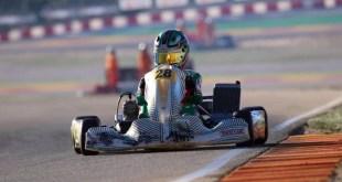 Comienza en Huelva el Campeonato de Andalucía de Karting 2019