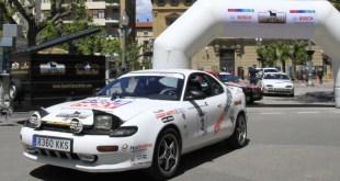El piloto Florencio López Layos, con Toyota Celica, se proclama  vencedor del II Spain Classic Rally