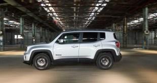 El nuevo Jeep Renegade híbrido enchufable recorrerá las calles de Turín