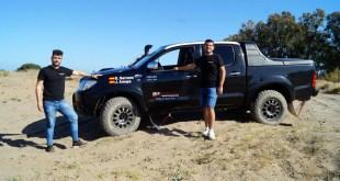 La Baja España en Teruel será la próxima cita del equipo Team Salru Competición