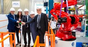 Comienza en la planta de Mirafiori la construcción de la línea de montaje del nuevo Fiat 500 eléctrico