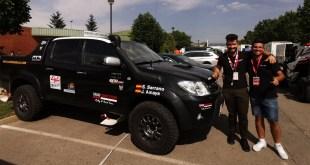 El equipo Team Salru Competición se impone en la primera etapa de la Baja Aragón 2019