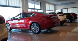Las ventas de automóviles echan el freno en el mes de julio