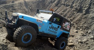 Importante presencia de Jeep Fimálaga en la prueba del Campeonato Extremo 4×4 de Andalucía celebrada en Torrox