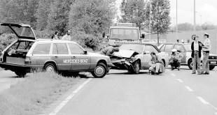 Mercedes cumple medio siglo investigando accidentes con el fin de prevenir y mitigar sus consecuencias