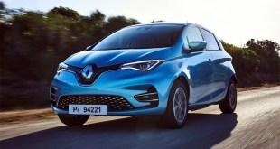 Renault presenta la tercera generación del ZOE con una mayor autonomía en modo eléctrico
