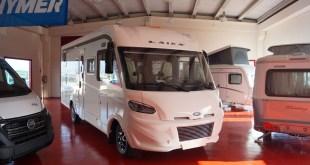 Nueva Autocaravana Integral Laika Ecovip, la búsqueda del espacio, el confort y las prestaciones