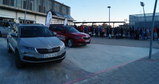 Skoda Dismoauto muestra las nuevas incorporaciones a su gama SUV en la V Ruta Solidaria 4×4 Málaga