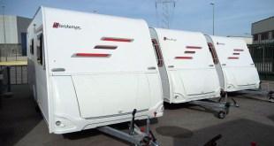 Autocaravanas Hidalgo aumenta su gama de caravanas en Málaga con la marca Sterckeman