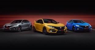 Honda amplía su gama Civic Type R con la incorporación de dos nuevas versiones: Limited Edition y Sport Line
