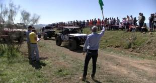 Pizarra acoge por segundo año consecutivo la prueba inaugural del Campeonato Extremo 4×4 de Andalucía