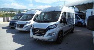 Autocaravanas Hidalgo ya dispone en sus instalaciones de la nueva gama Camper de Laika