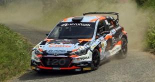 El próximo fin de semana se disputará el Rallye de Ourense, prueba encuadrada en el Campeonato de España