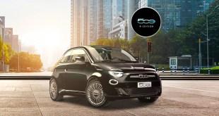 Fiat presenta una nueva versión especial para el mercado nacional del Fiat 500 eléctrico