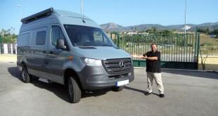 La empresa andaluza Autocaravanas Hidalgo sigue liderando la venta de Cámpers y Autocaravanas 4×4 a nivel nacional