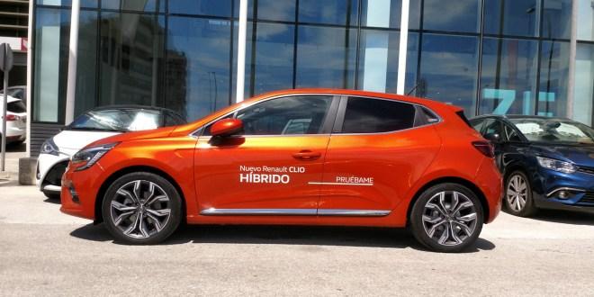 Nuevo Renault Clio Hybrid en Tahermo.