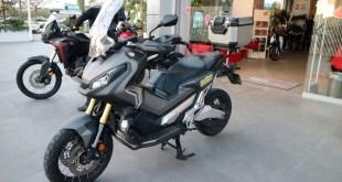 La Honda X-ADV tomará el protagonismo en Servihonda  con una ruta que recorrerá El Chorro