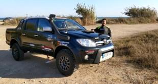 Tras la disputa de la prólogo y la primera etapa de la Baja Dehesa Extremadura 2020, el equipo Team Salru lidera la clasificación en regularidad, siendo tercero la Escudería La Mina 4×4