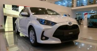 Toyota Cumaca Motor amplía la gama Yaris con la incorporación de un nuevo sistema híbrido eléctrico