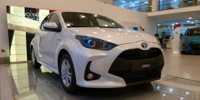 Nuevo Toyota Yaris Hybrid Eléctrico en Cumaca Motor.
