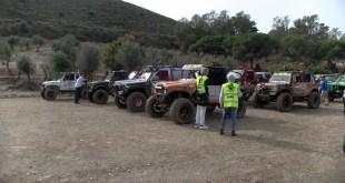 La prueba de Casares termina por definir el calendario del Campeonato Extremo de Andalucía CAEX 4×4 2021