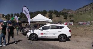 DFSK Málaga expondrá sus nuevos modelos en Pizarra 2021, prueba del Campeonato Extremo 4×4