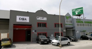 Talleres FyF Autoreparaciones se traslada al Polígono Villa Rosa con el fin de mejorar el servicio a sus clientes