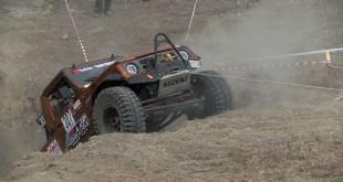 Equipo Team Litoral 4x4 con Suzuki V6 en el Extreme de Cártama 2021.