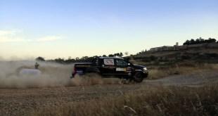 El Team Salru consigue la primera posición en la etapa prólogo de la Baja Todo Terreno Dehesa de Extremadura 2021 en la categoría de Regularidad