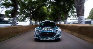 Ford presenta el Puma Rally1 que sustituirá al M-Sport Ford Fiesta WRC en el Campeonato del Mundo de Rallyes a partir de 2022