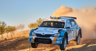 El equipo granadino del CD Plemar Sport se impone en el Rallye de Tierra Ciudad de Granada