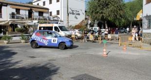 El municipio de el Bosque en la provincia de Cádiz acoge la séptima prueba del Campeonato de Andalucía de Slalom 2021