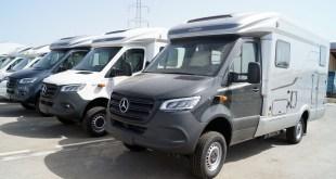 Autocaravanas Hidalgo refuerza su presencia en el sector de la Autocaravana y el Cámper 4×4 preparados para la aventura