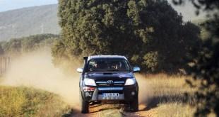 El equipo Team Salru Competición se prepara para el Rally Todo Terreno de Cuenca.