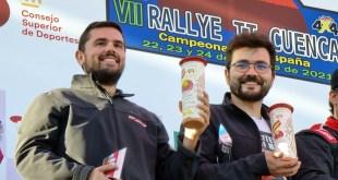 El Team Salru se proclama Campeón de España de Rallyes Todo Terreno 2021 en la categoría de Regularidad en el Rally de Cuenca
