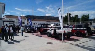 Álbum de Fotos Verificaciones Guadalquivir Classic Rally