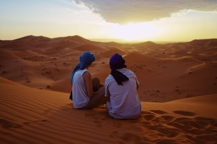 "★Sahara Experience Trip★ ""The Night Under a Million Stars"" ★ 4/Dic/2021"