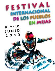 Mijas fair flyer