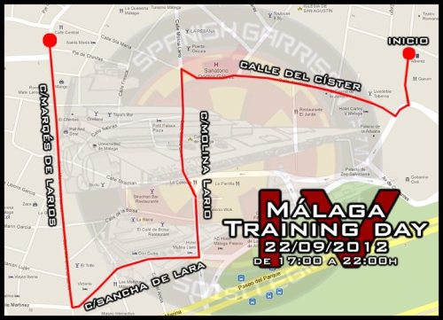 malaga map starwars