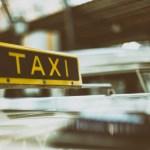 Taxi strike in Malaga