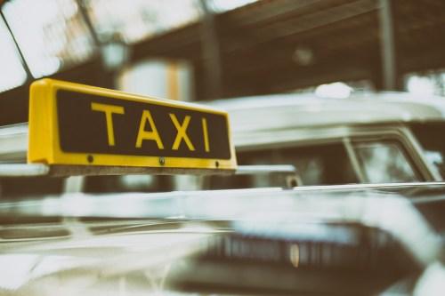 Taxi in Málaga