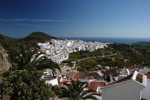 Frigiliana village photo