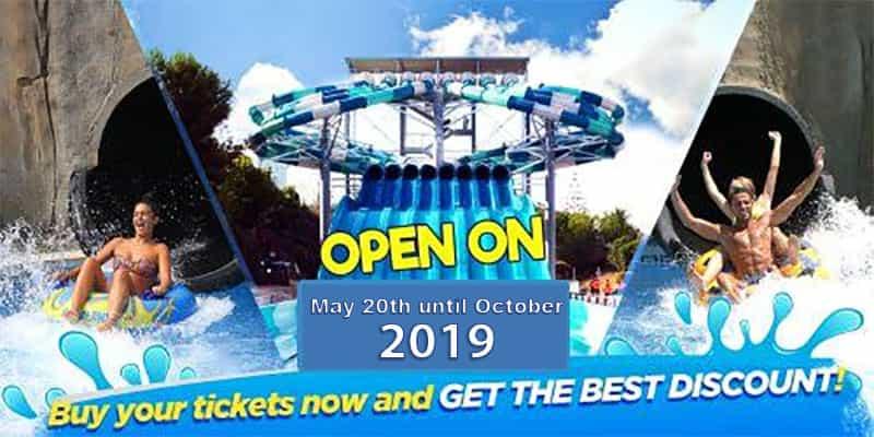 Aqualand Torremolinos opening 2019